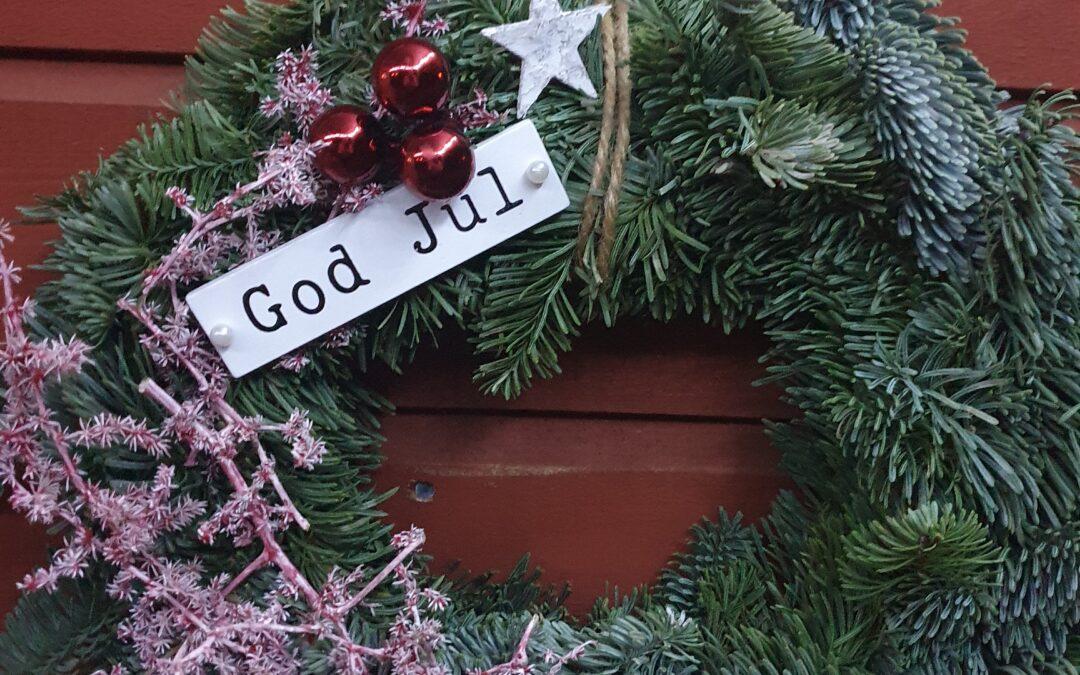 Extra öppet på julafton