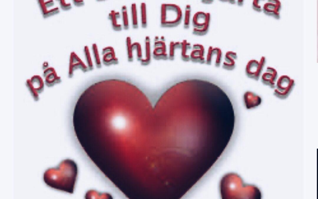 Alla hjärtans dag meny