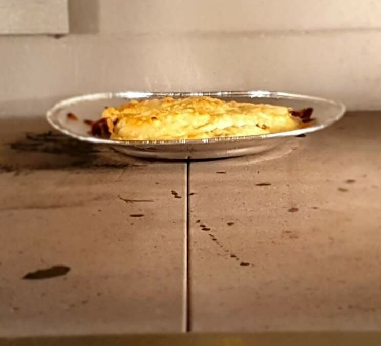 Har ni testat våran Lchf-pizza?